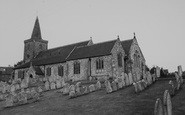 Brading, The Church c.1960