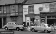Brading, The Post Office 1960
