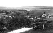Brading, The Village c.1883