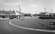 Bradley, Cross Roads c.1960