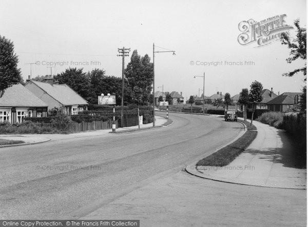 Bradley, Littlecotes Road c.1960