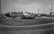 Bradley, The Cross Roads c.1960