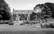 Bradley, The Manor House c.1960