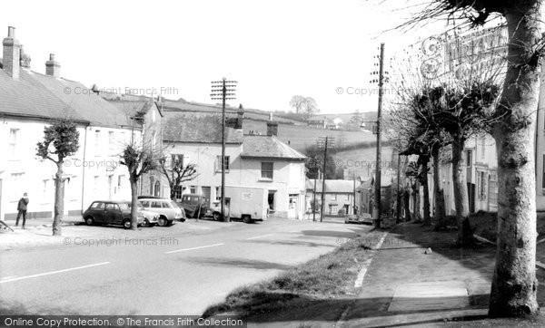 Bradninch, Fore Street c.1965