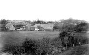 Bradpole, The Village 1902