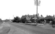 Bradwell, Beccles Road c.1955