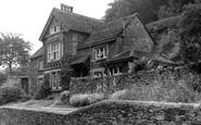 Bradwell, Dale End c.1955