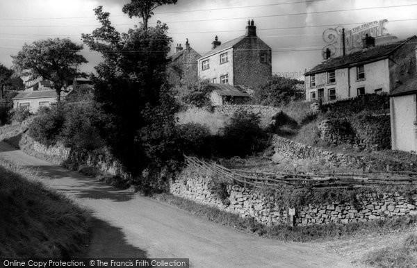 Bradwell, Granby c.1960