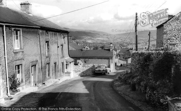 Bradwell, Hollowgate c.1960