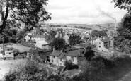 Bradwell, The Hills c.1960