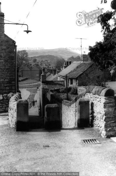 Bradwell, The Steps c.1960