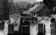 Bradwell, The Steps c.1960