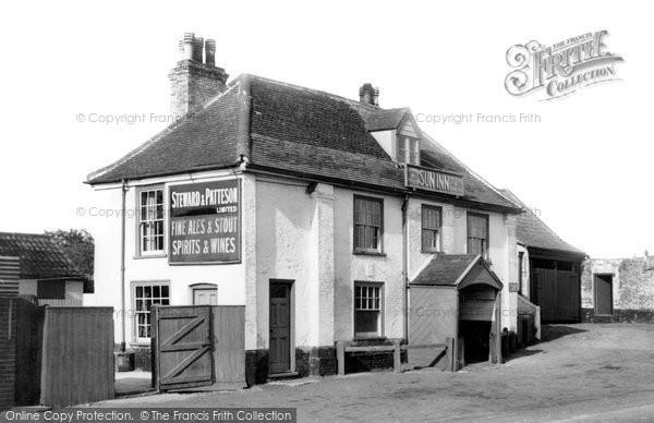 Bradwell, The Sun Inn c.1955