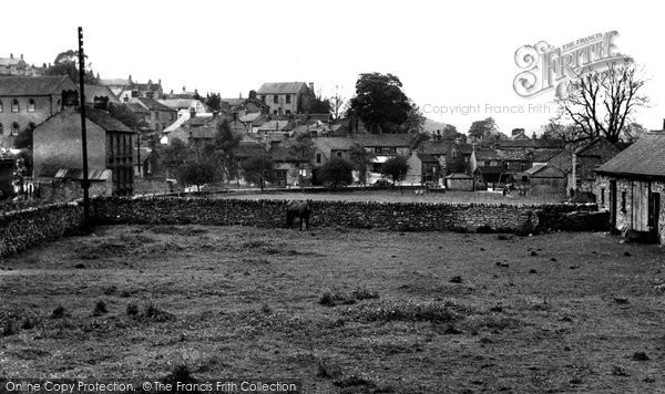 Bradwell, The Village c.1955
