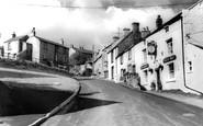 Bradwell, Town Gate c.1960