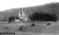 Braemar, Castle c.1960