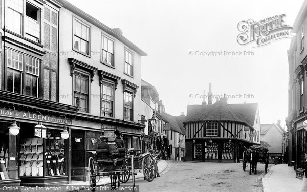 Braintree, Bank Street 1903