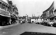 Braintree, Bank Street c.1955