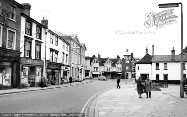 Braintree, Bank Street c.1960