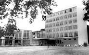 Braintree, College Of Further Education c.1955