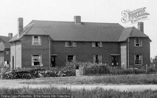 Braintree, Council Houses 1923