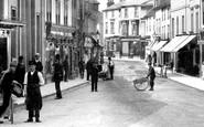 Braintree, High Street 1906