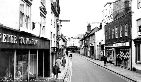 Braintree, High Street c.1965