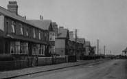 Braintree, Houses On Rayne Road 1923