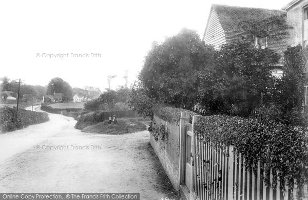 Photo of Braintree, Polly's Hill 1902
