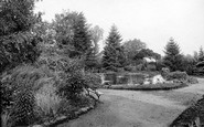 Braintree, Public Gardens 1909