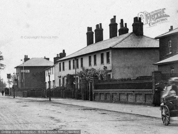 Braintree, Rayne Road 1907