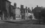 Braintree, Rayne Road, Horse & Groom Inn 1900