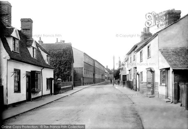 Braintree, South Street 1909