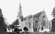 Braintree, St Michael's Church 1900