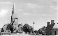 Braintree, St Michael's Church c.1960
