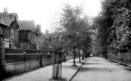 Braintree, The Avenue 1906