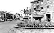 Braintree, The Market Square c.1960