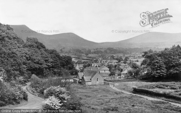 Braithwaite, General View c.1960