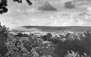 Bramber, And Beeding From Castle Grounds c.1958