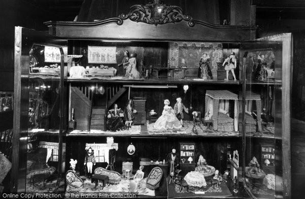 Bramber, Historic Models, St Mary's c.1960