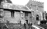 Bramber, St Nicholas' Church c.1900