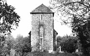 Bramber, The Church Botolphs c.1955