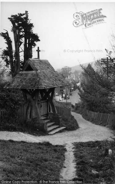 Bramber, The Lych Gate c.1955