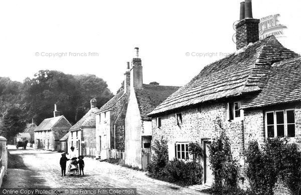 Bramber, The Village 1890