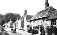 Bramber, The Village 1890