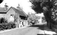 Bramber, The Village c.1950