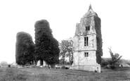 Brambletye, Castle 1906