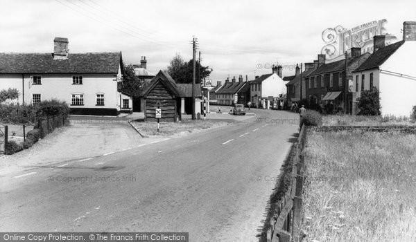 Bramfield, Bramfield Street c.1955