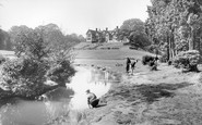 Bramhall, Bramall Hall And Park c.1965