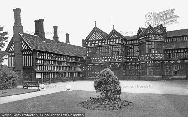 Bramhall, Bramall Hall c.1950